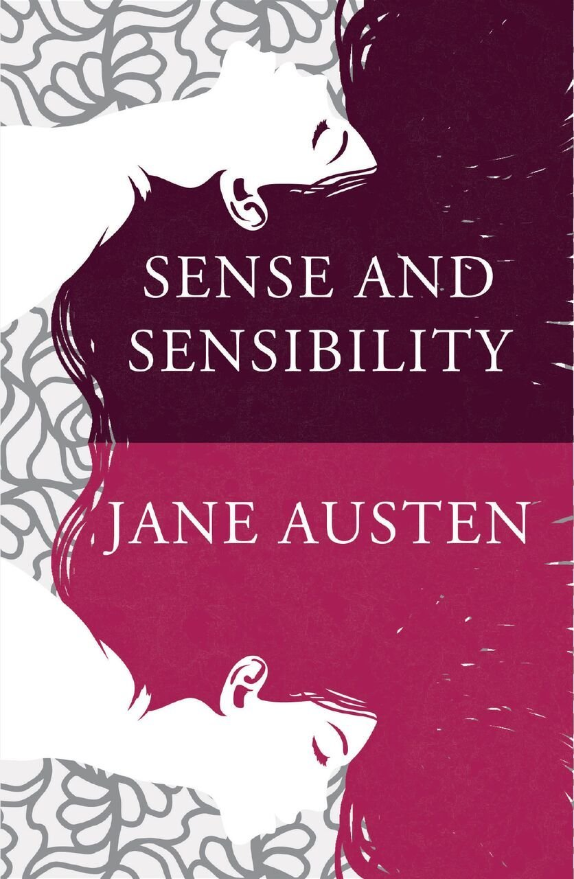 Cover pic of Book review of Sense and Sensibility by Elysian Bookgraphy