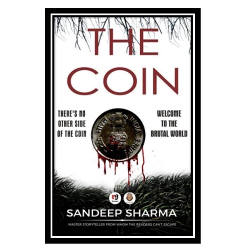 the coin book cover