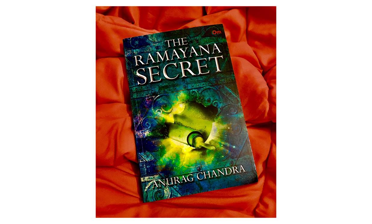 The Ramayana secret by Anurag Chandra book review
