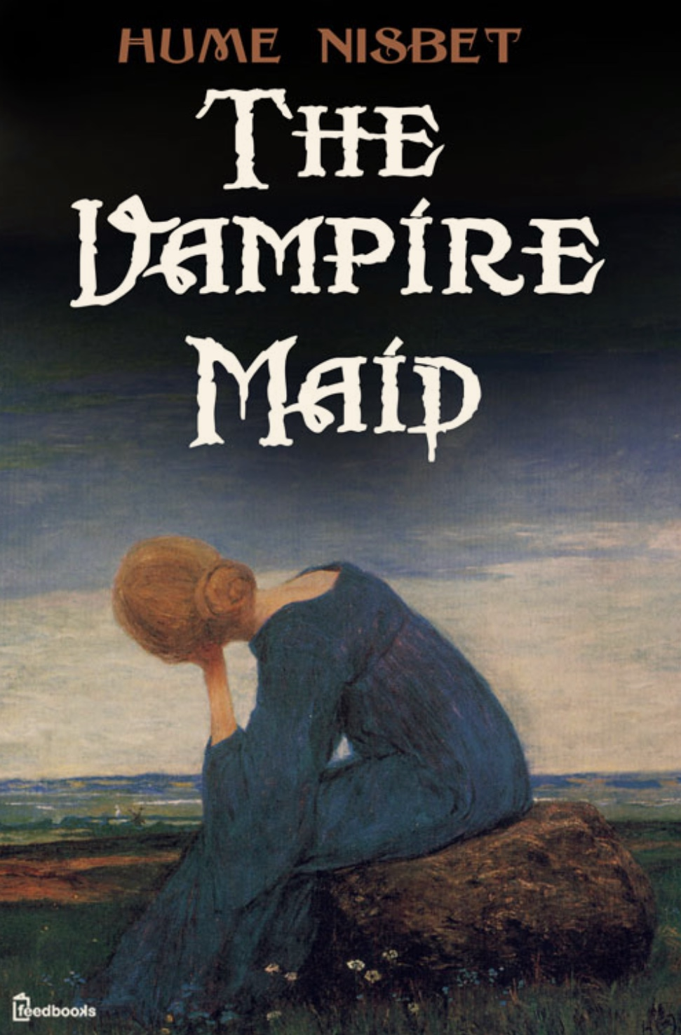 Cover pic of Book Review of The Vampire Maid by Elysian Bookgraphy