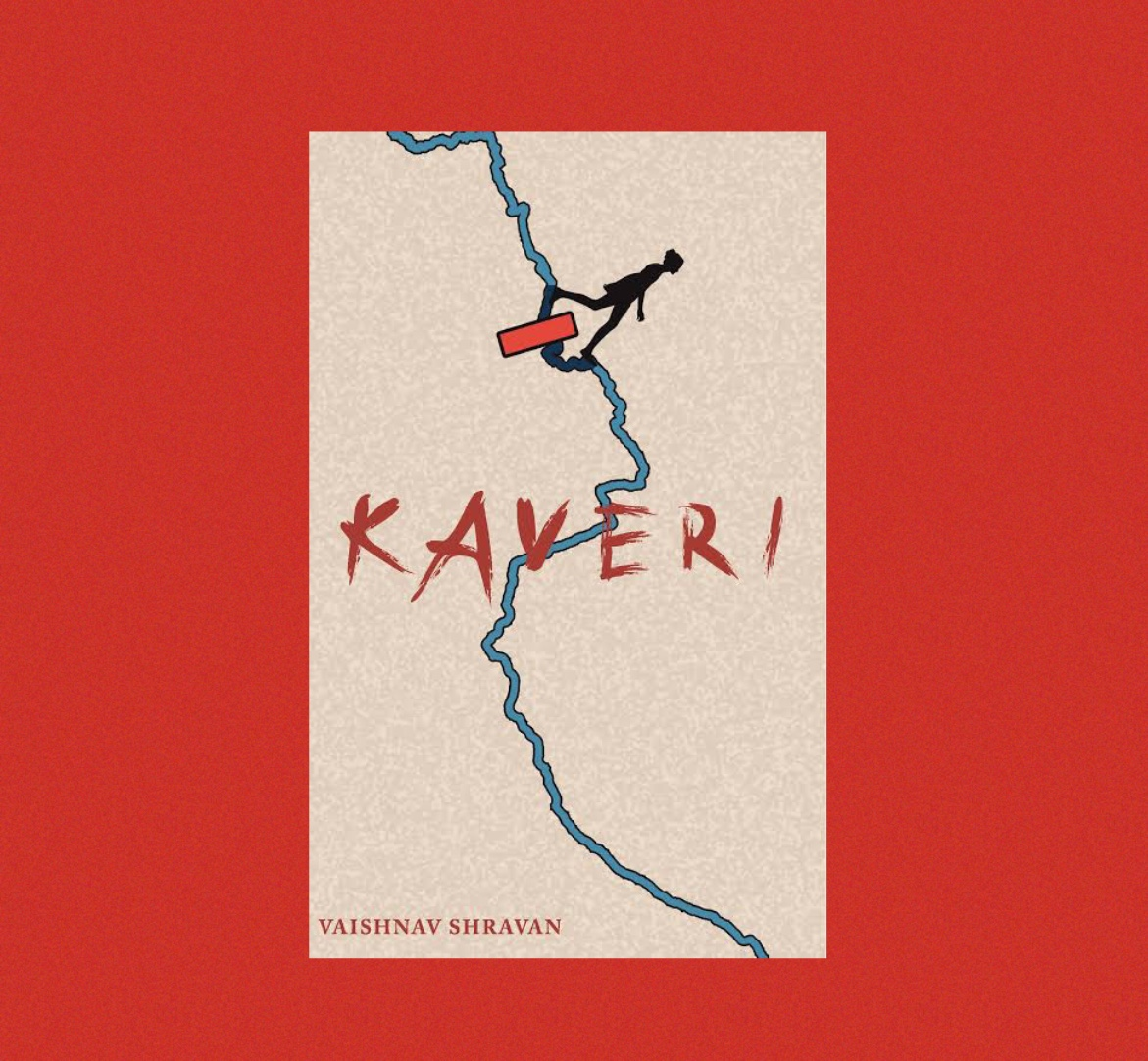 Cover pic of Elysian Bookgraphy Book Review of Kaveri by Vaishnav Shravan