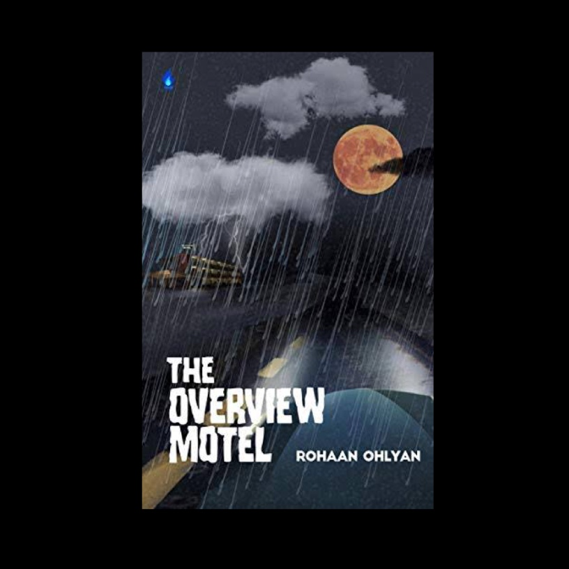 Cover pic of Elysian Bookgraphy Review of The Overview Motel
