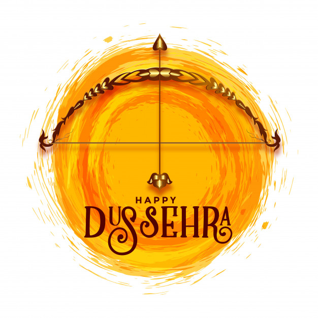 cover pic of Happy Dussehra post by elysian bookgraphy