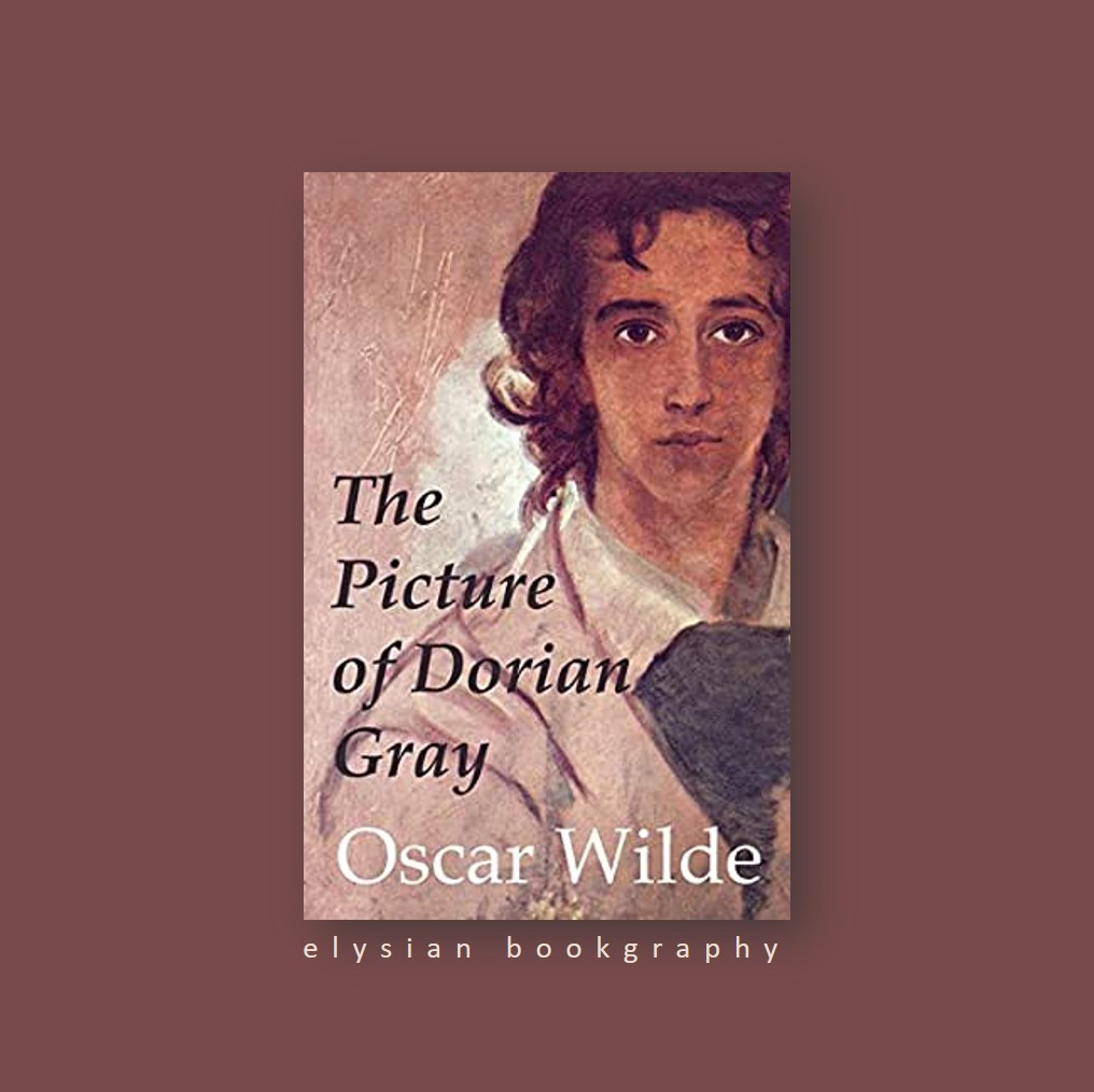 Cover Pic of Book Review of the Picture of Dorian Gray by Elysian Bookgraphy