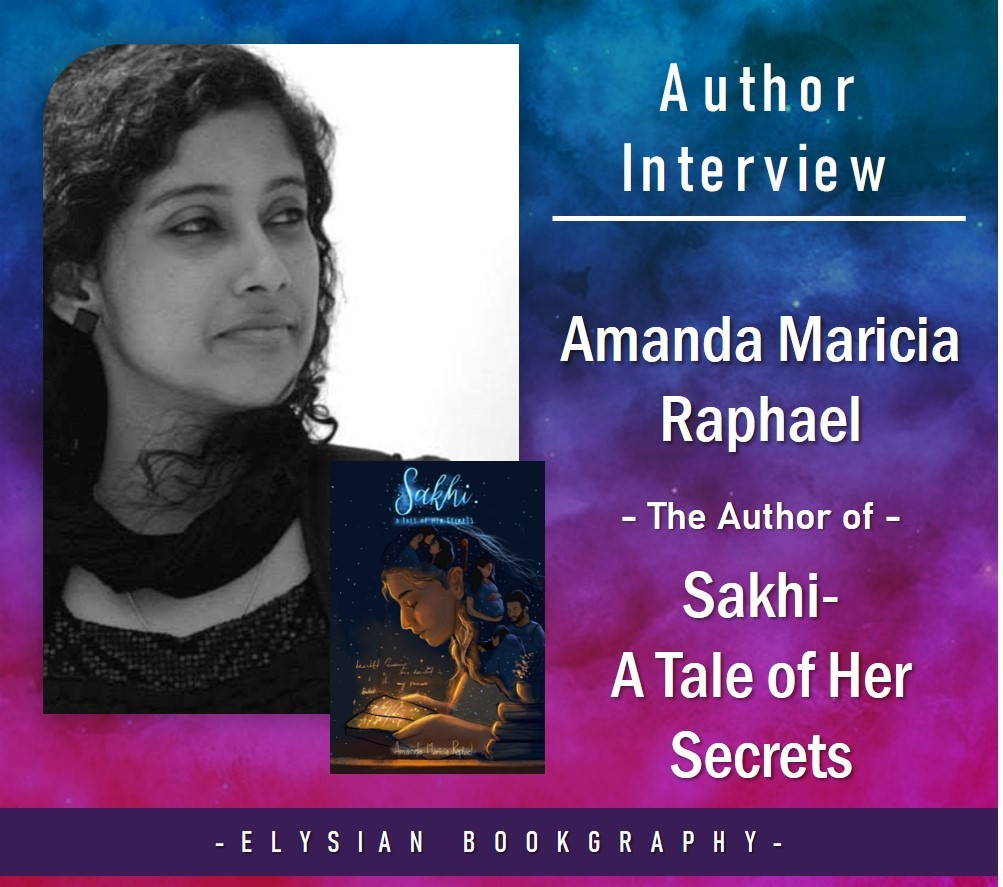 Cover Pic of Interview with Amanda by Elysian Bookgraphy